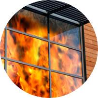 Пожаростойкие